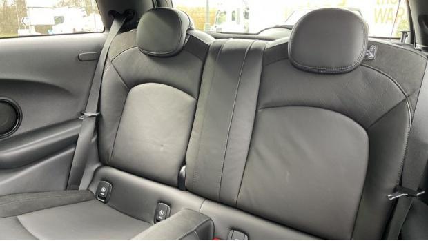 2017 MINI Cooper S 3-door Hatch (Blue) - Image: 12