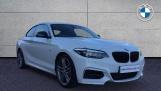 2019 BMW M240i Coupe (White) - Image: 1