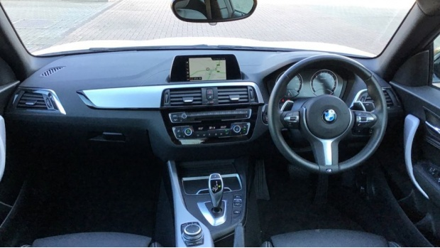 2019 BMW M240i Coupe (White) - Image: 4