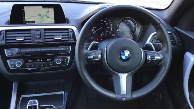 2019 BMW M240i Coupe (White) - Image: 5