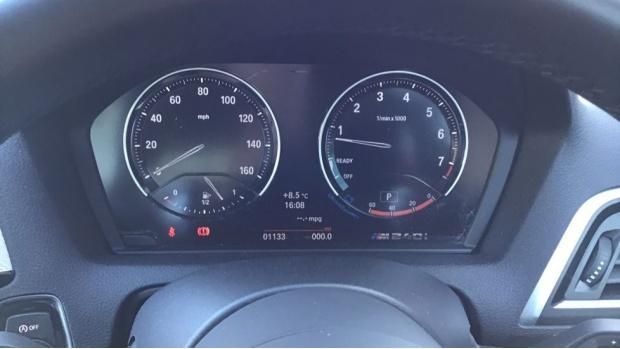 2019 BMW M240i Coupe (White) - Image: 9