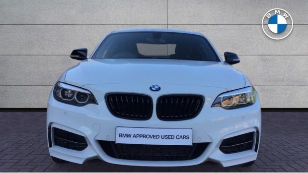 2019 BMW M240i Coupe (White) - Image: 16