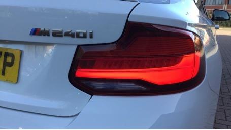 2019 BMW M240i Coupe (White) - Image: 22