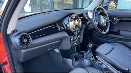 2018 MINI Cooper 3-door Hatch (Orange) - Image: 7
