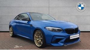 2020 BMW M2 CS Coupe 2-door