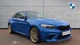 2020 BMW CS Coupe (Blue) - Image: 1