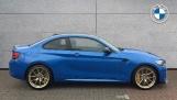 2020 BMW CS Coupe (Blue) - Image: 3