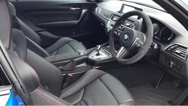 2020 BMW CS Coupe (Blue) - Image: 6