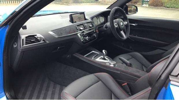 2020 BMW CS Coupe (Blue) - Image: 7