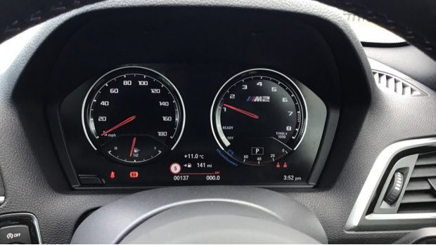 2020 BMW CS Coupe (Blue) - Image: 9