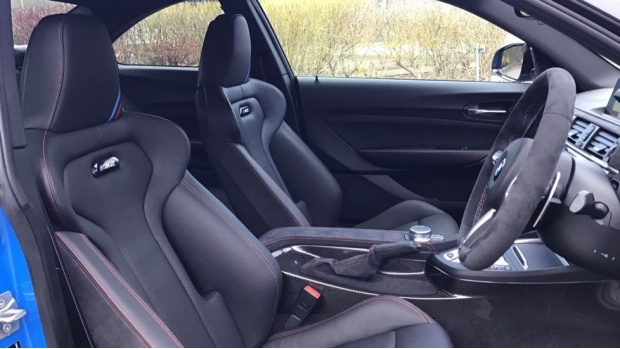 2020 BMW CS Coupe (Blue) - Image: 11