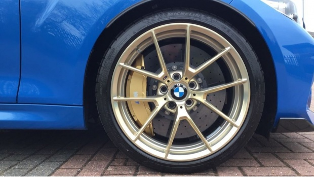 2020 BMW CS Coupe (Blue) - Image: 14