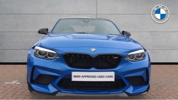 2020 BMW CS Coupe (Blue) - Image: 16
