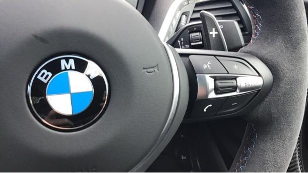 2020 BMW CS Coupe (Blue) - Image: 18