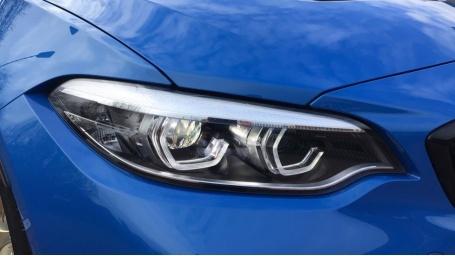2020 BMW CS Coupe (Blue) - Image: 23