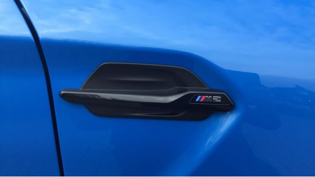 2020 BMW CS Coupe (Blue) - Image: 24