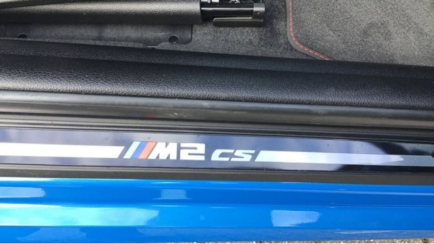 2020 BMW CS Coupe (Blue) - Image: 28