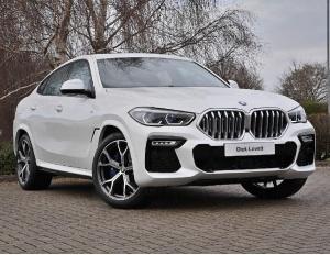 2020 BMW X6 40i MHT M Sport Auto xDrive 5-door
