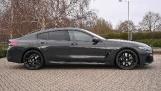 2021 BMW 840i M Sport Gran Coupe Steptronic 4-door (Grey) - Image: 4