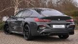 2021 BMW 840i M Sport Gran Coupe Steptronic 4-door (Grey) - Image: 6