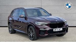2021 BMW X5 xDrive30d M Sport