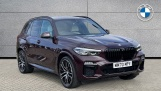 2021 BMW XDrive30d M Sport  - Image: 1
