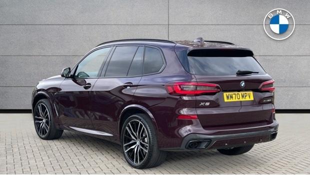 2021 BMW XDrive30d M Sport  - Image: 2