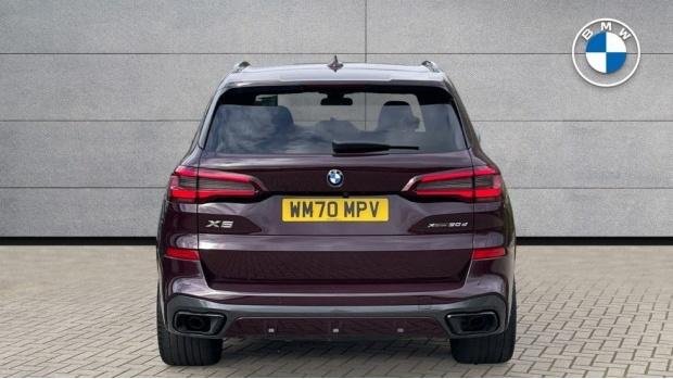 2021 BMW XDrive30d M Sport  - Image: 15