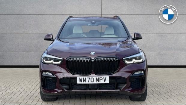 2021 BMW XDrive30d M Sport  - Image: 16