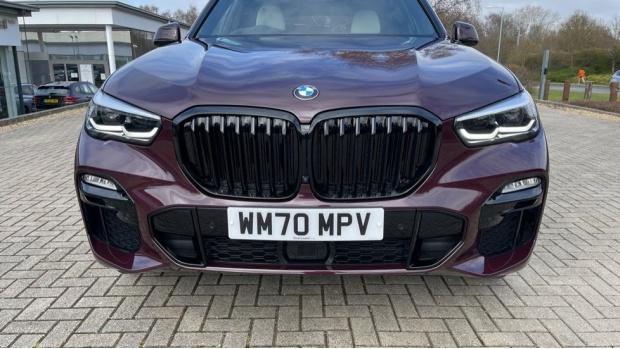 2021 BMW XDrive30d M Sport  - Image: 32