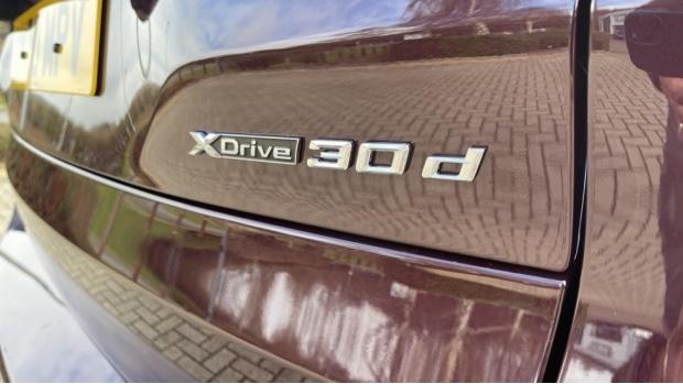 2021 BMW XDrive30d M Sport  - Image: 39