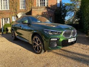 2021 BMW X6 40i MHT M Sport Auto xDrive 5-door