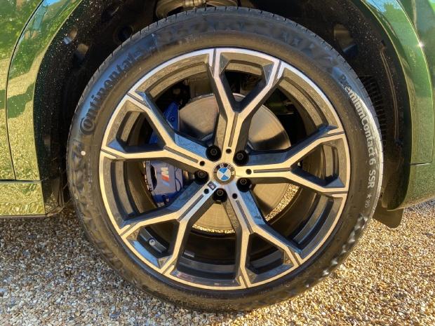 2021 BMW 40i MHT M Sport Auto xDrive 5-door  - Image: 3
