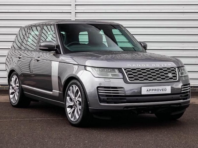 2019 Land Rover SD V8 Autobiography Auto 4WD 5-door (Grey) - Image: 1