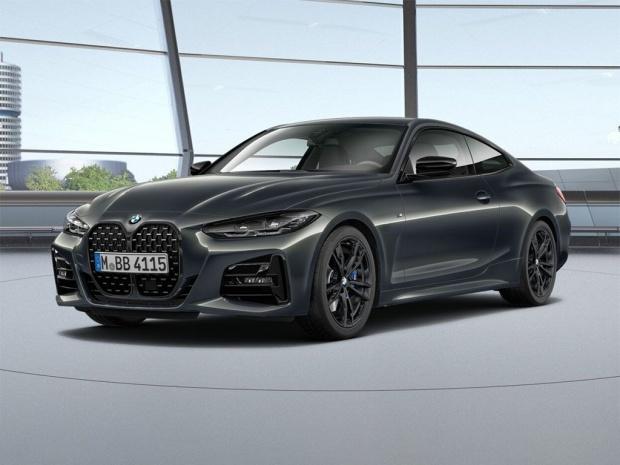 2021 BMW 430i M Sport Pro Edition Auto 2-door (Grey) - Image: 1