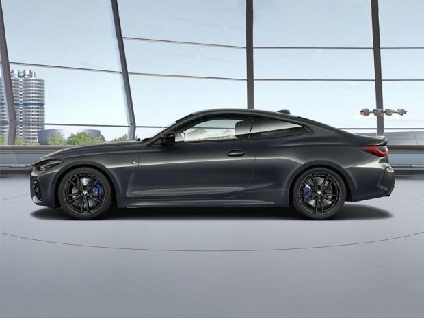 2021 BMW 430i M Sport Pro Edition Auto 2-door (Grey) - Image: 2