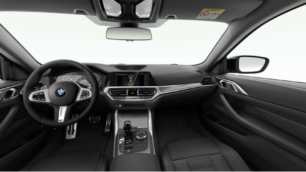 2021 BMW 430i M Sport Pro Edition Auto 2-door (Grey) - Image: 4