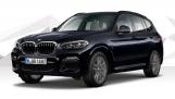 2021 BMW 20d MHT M Sport Auto xDrive 5-door (Black) - Image: 1