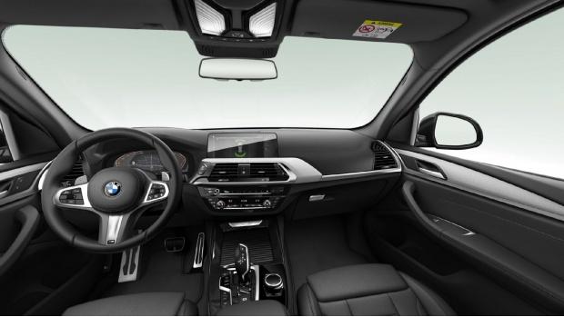 2021 BMW 20d MHT M Sport Auto xDrive 5-door (Black) - Image: 4