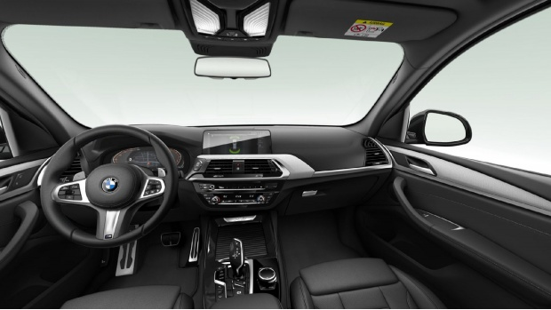 2021 BMW 20d MHT M Sport Auto xDrive 5-door (White) - Image: 4