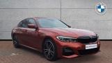 2020 BMW 320i M Sport Saloon (Orange) - Image: 1