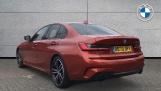 2020 BMW 320i M Sport Saloon (Orange) - Image: 2