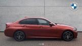 2020 BMW 320i M Sport Saloon (Orange) - Image: 3