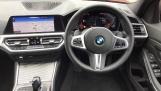2020 BMW 320i M Sport Saloon (Orange) - Image: 5