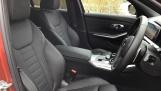 2020 BMW 320i M Sport Saloon (Orange) - Image: 11