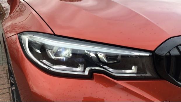2020 BMW 320i M Sport Saloon (Orange) - Image: 23