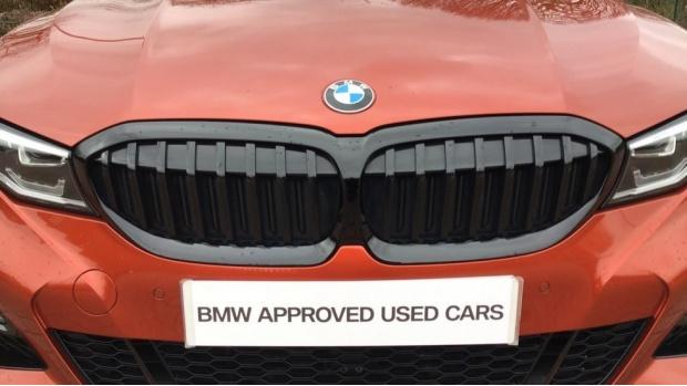 2020 BMW 320i M Sport Saloon (Orange) - Image: 34
