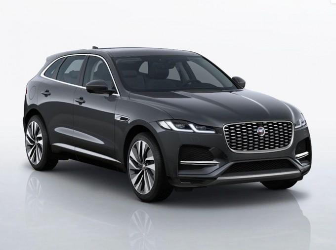 2021 Jaguar 2.0i HSE Auto 5-door (Grey) - Image: 1
