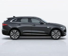 2021 Jaguar 2.0i HSE Auto 5-door (Grey) - Image: 2