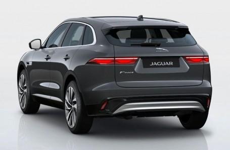 2021 Jaguar 2.0i HSE Auto 5-door (Grey) - Image: 3